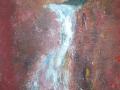 Waterval  80x60cm  niet te koop