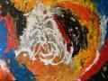 """""""Schilderij-002"""" 100x140cm te koop"""